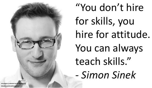 Leadership Quote, Simon Sinek