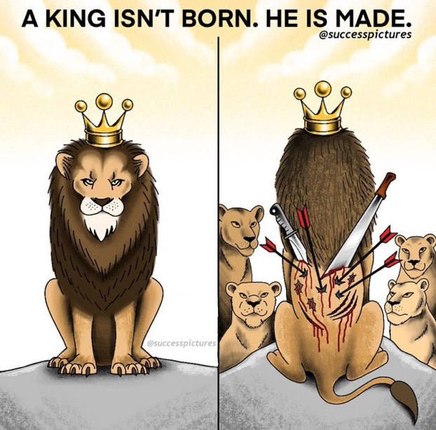 A King is not Born