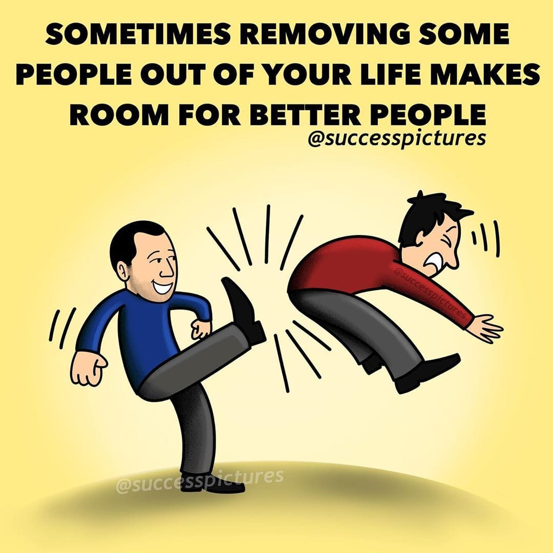 Sometimes removing...