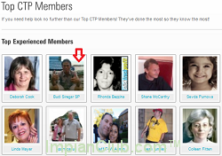 10 Top Experienced Member ClickTrackProfit (CTP)