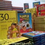Buku-Buku Billionaire Store, National Best Seller