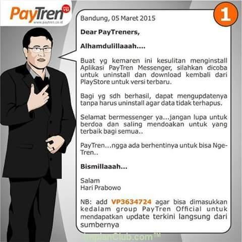 PayTren Official
