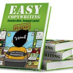 Cover Buku Easy CopyWriting