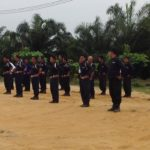 Latihan Gabungan Perdana Tahun 2016 Security Wilayah 2, PT. KMB – BGA Group