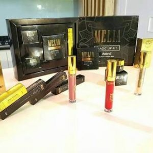 Melia Lip Cream Jenis Warna