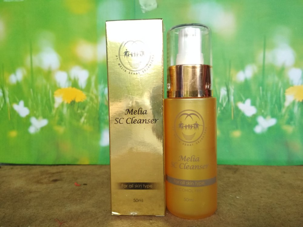 Melia SC Cleanser 50 ml MSS