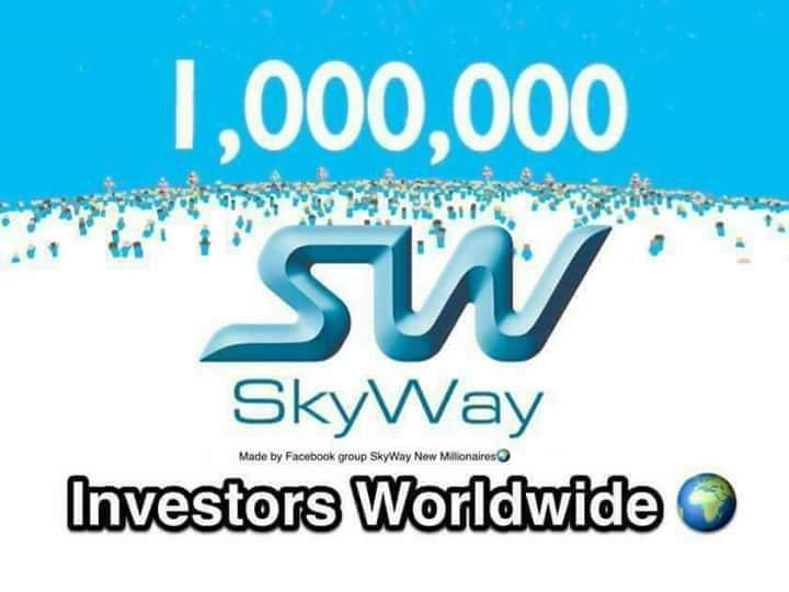 Komunitas Investor SkyWay Global