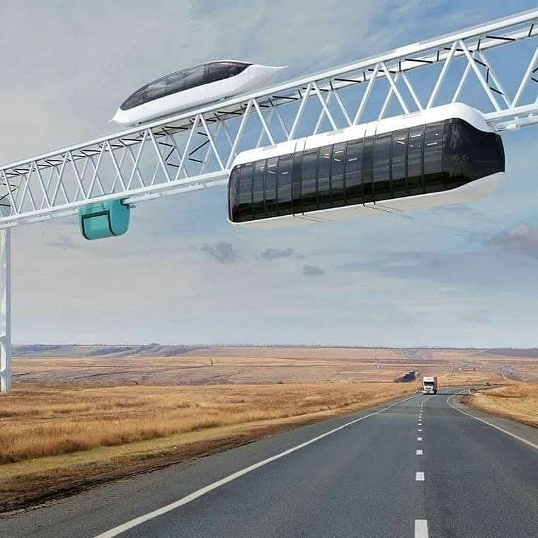 Transportasi Skyway