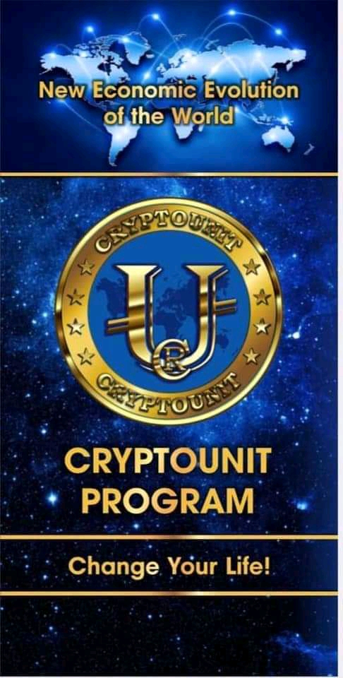 CryptoUnit Program, Change Your Life