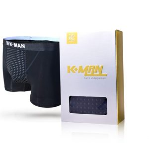 K-Man 1 pcs per Box Warna Hitam